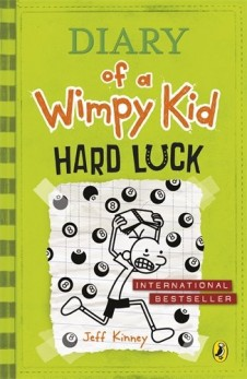 DIARY OF A WIMPY KID - HARD LUCK -  Jeff Kinney - 9780141351605