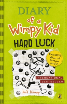 DIARY OF A WIMPY KID - HARD LUCK - 9780141353074