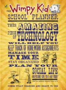 DIARY OF A WIMPY KID - SCHOOL PLANNER -  Jeff Kinney - 9780141356914