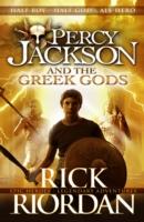 PERCY JACKSON - GREEK GODS -  Rick Riordan - 9780141358680
