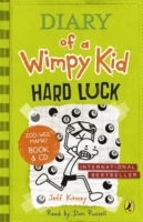 Diary of a Wimpy Kid: Hard Luck Book & CD -  Jeff Kinney - 9780141358710