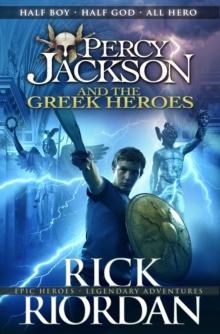 PERCY JACKSON - GREEK HEROES -  Rick Riordan - 9780141360515