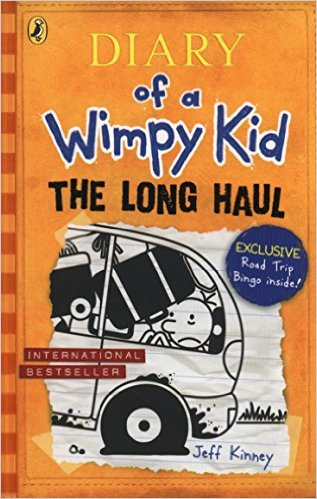 DIARY OF A WIMPY KID - LONG HAUL - 9780141361819