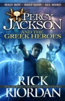 PERCY JACKSON - GREEK HEROES -  Rick Riordan - 9780141362250