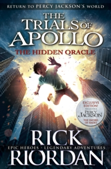 The Hidden Oracle (The Trials of Apollo Book 1) -  Rick Riordan - 9780141363936