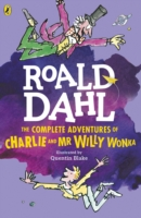 Complete Adventures of Charlie and Mr Willy Wonka - 9780141365398