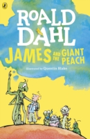 James and the Giant Peach - 9780141365459