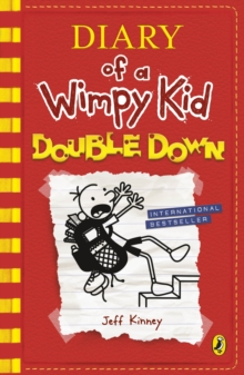 Diary of a Wimpy Kid, Double Down Book 11 -  Jeff Kinney - 9780141376660