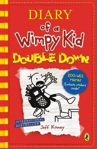 DIARY OF A WIMPY KID - DOUBLE DOWN - 9780141379029