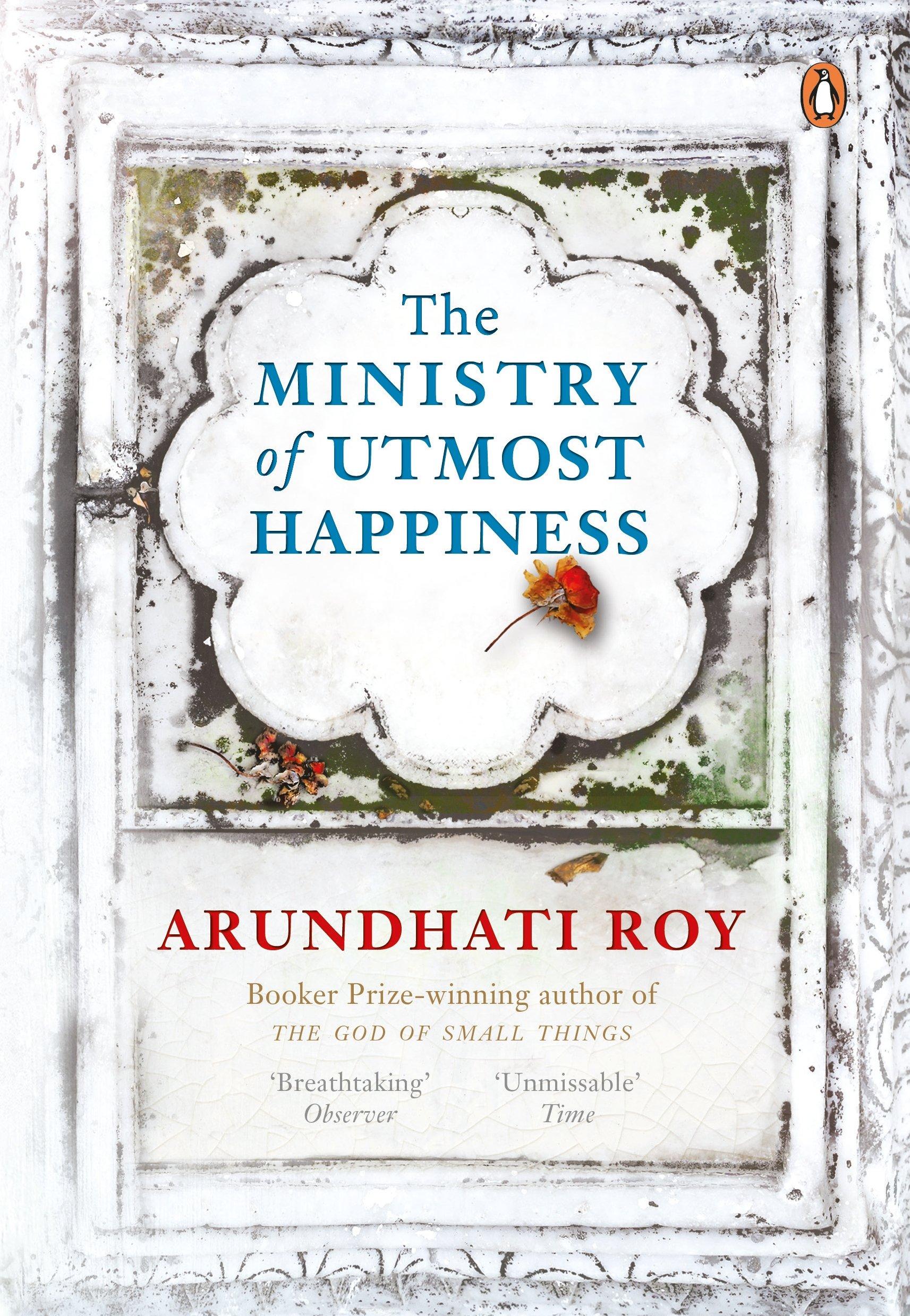 MINISTRY OF UTMOST HAPPINESS - 9780143442769