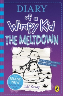 DIARY OF A WIMPY KID - MELTDOWN - 9780241389324