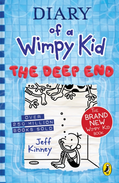 Diary of a Wimpy Kid: The Deep End (Book 15) -  Jeff Kinney - 9780241396643