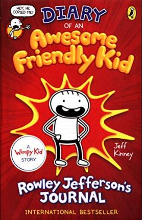 Diary of an Awesome Friendly Kid - 9780241405710