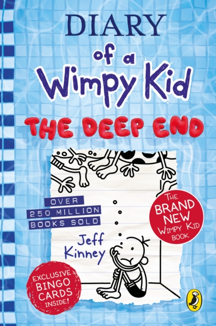 Diary of a Wimpy Kid Book 15 - Kinney Jeff - 9780241424148