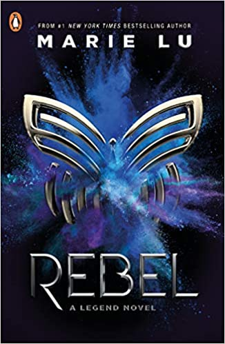 Rebel - Lu Marie - 9780241436455