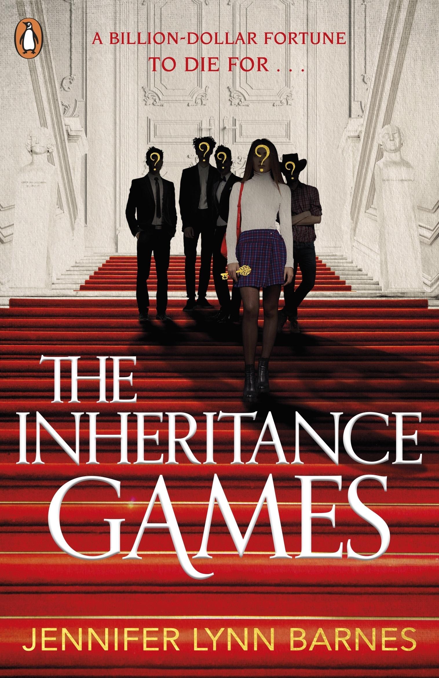 Inheritance Games - 9780241476178