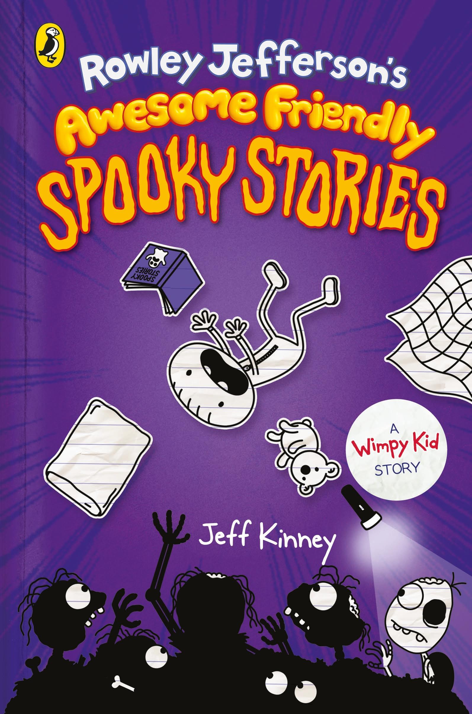 Rowley Jefferson's Awesome Friendly Spooky Stories - 9780241530399