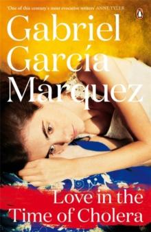 Love in the Time of Cholera -  Gabriel Garcia Marquez - 9780241968567