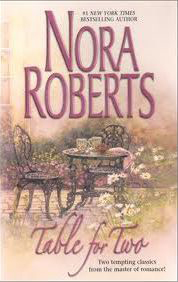 TABLE FOR TWO -  Nora Roberts - 9780263890143