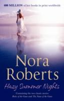 HAZY SUMMER NIGHTS - NORA ROBERTS - 9780263896732