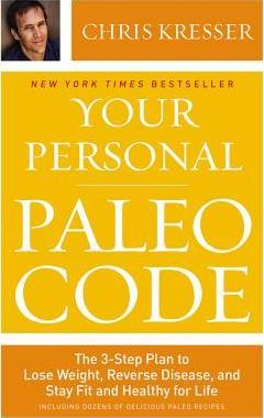 YOUR PERSONAL PALEO CODE - 9780316322898