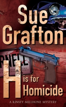 H IS FOR HOMICIDE -  Sue Grafton - 9780330321952
