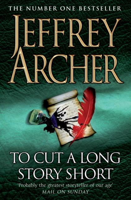 To Cut A Long Story Short -  Jeffrey Archer - 9780330419093