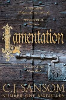 LAMENTATION - 9780330511049