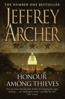 Honour Among Thieves - 9780330518895