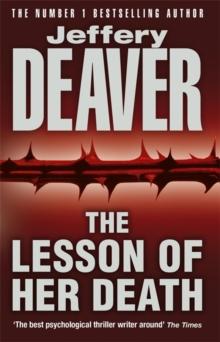Lesson of Her Death -  Jeffery Deaver - 9780340610558