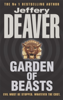 Garden of Beasts -  Jeffery Deaver - 9780340734551