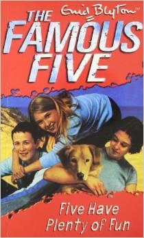 famous five 14 - 9780340894675