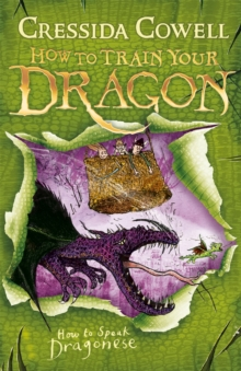 HOW TO TRAIN YOUR DRAGON - HOW TO SPEAK DRAGONESE -  Cressida Cowell - 9780340999097