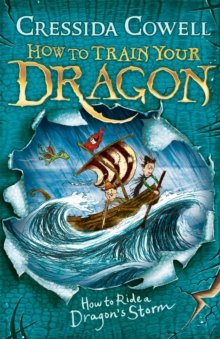 HOW TO TRAIN YOUR DRAGON - HOW TO RIDE A DRAGONS STORM -  Cressida Cowell - 9780340999127