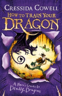 HOW TO TRAIN YOUR DRAGON - HEROS GUIDE TO DEADLY DRAGONS -  Cressida Cowell - 9780340999134