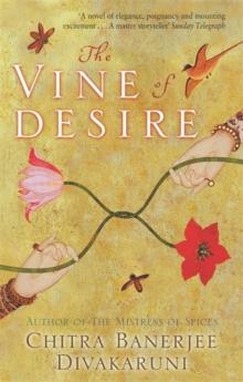 Vine of Desire -  Chitra Banerjee Divakaruni - 9780349139692