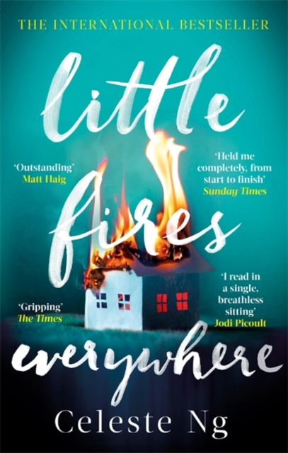 Little Fires Everywhere : The New York Times Top Ten Bestseller - Ng Celeste - 9780349142920