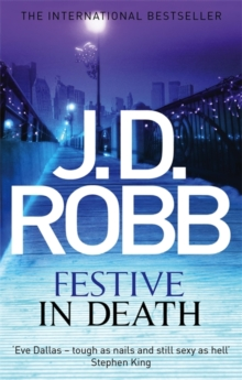 Festive In Death -  J.D Robb - 9780349403700