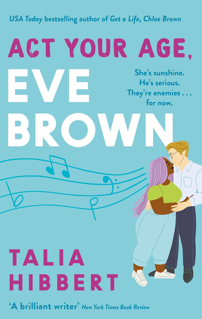 Act Your Age, Eve Brown - 9780349425245