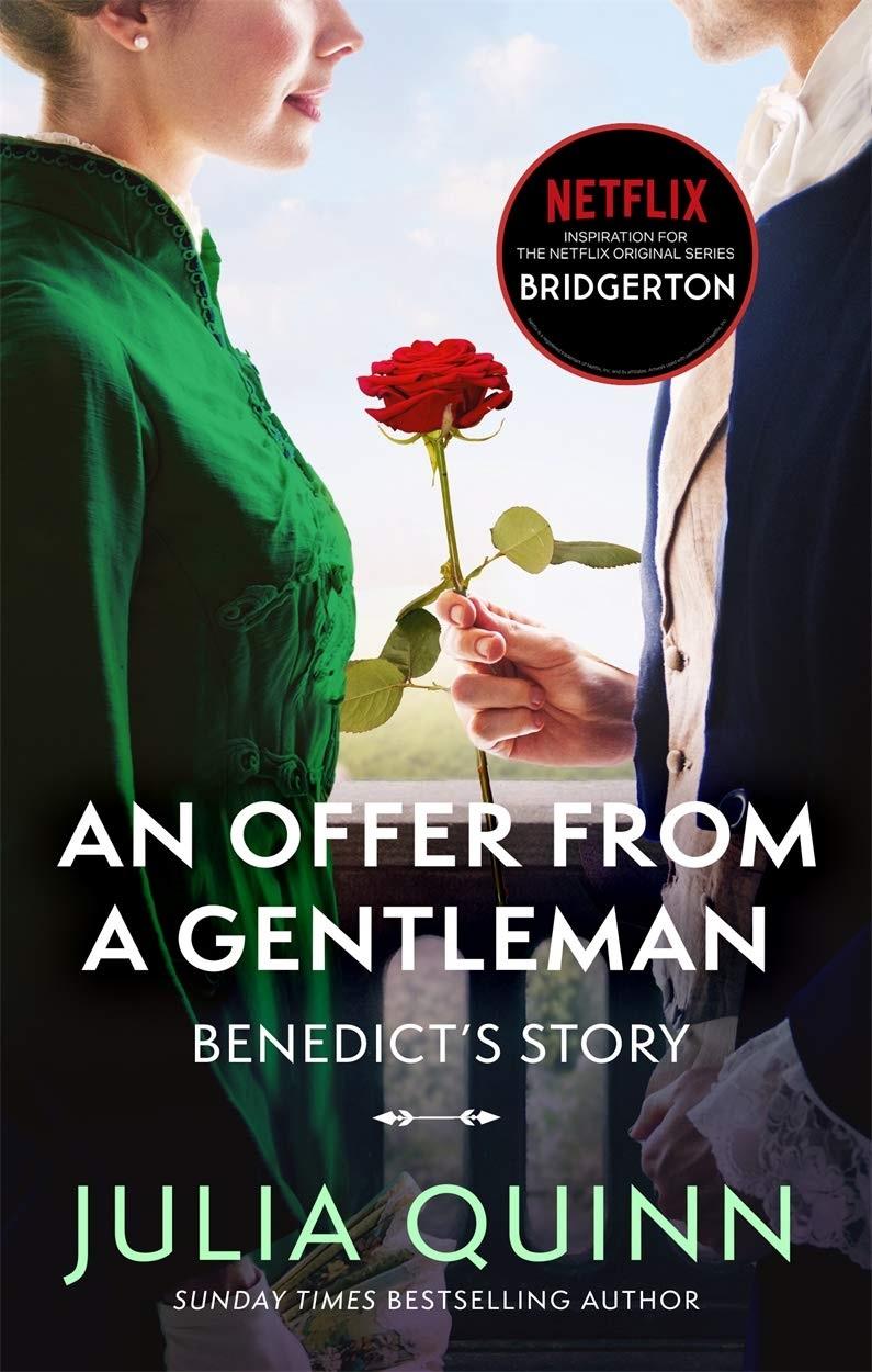 Offer From A Gentleman - 9780349429441