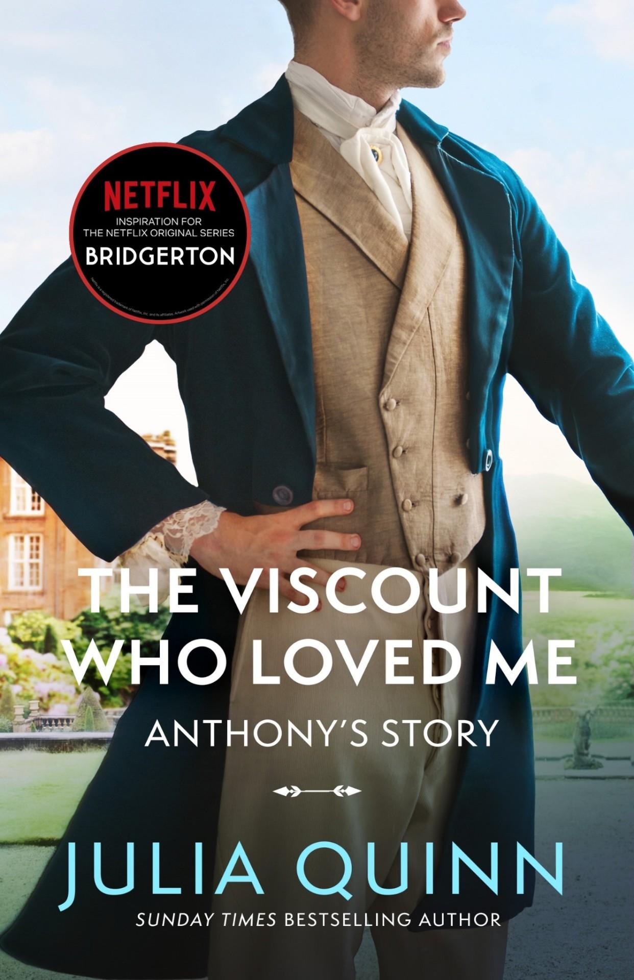 Bridgerton: The Viscount Who Loved Me (Bridgertons Book 2) - 9780349429793
