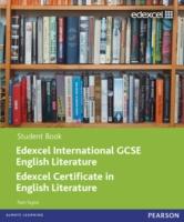 Edexcel International GCSE English Literature Student Book with ActiveBook CD - 9780435046750