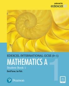 Edexcel International GCSE (9-1) Mathematics A Student Book - 9780435181444