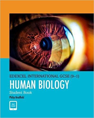 Edexcel International GCSE (9-1) Human Biology Student Book - 9780435184988