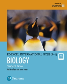 Edexcel International GCSE (9-1) Biology Student Book -  Potter Steve - 9780435185084