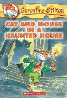 GERONIMO STILTON - 03 - CAT AND MOUSE IN A HAUNTED HOUSE -  Geronimo Stilton - 9780439559652