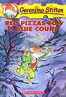 GERONIMO STILTON - 07 - RED PIZZAS FOR A BLUE COUNT -  Geronimo Stilton - 9780439559690