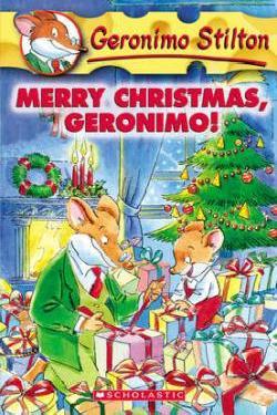 GERONIMO STILTON - 12 - MERRY CHRISTNAS GERONIMO -  Geronimo Stilton - 9780439559744