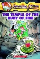 GERONIMO STILTON - 14 - TEMPLE OF THE RUBY OF FIRE -  Geronimo Stilton - 9780439661638