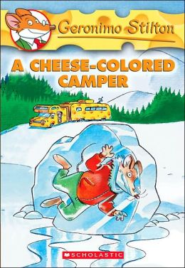 GERONIMO STILTON - 16 - CHEESE COLORED CAMPER -  Geronimo Stilton - 9780439691390